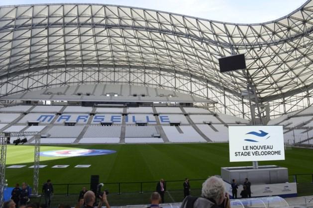 Marseille stelt nieuw EK- stadion voor van 268 miljoen euro