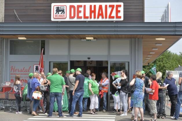 Delhaize-directie: 'Acties brengen grote economische schade toe'