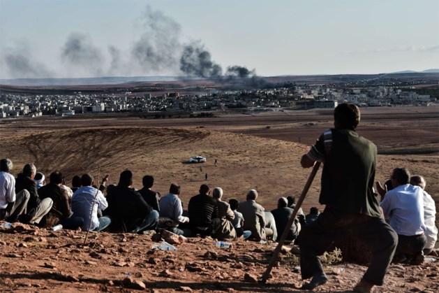 Koerden gedood bij Amerikaanse luchtaanval op Kobane