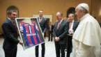Bayern vernedert Roma maar mag op audiëntie bij paus