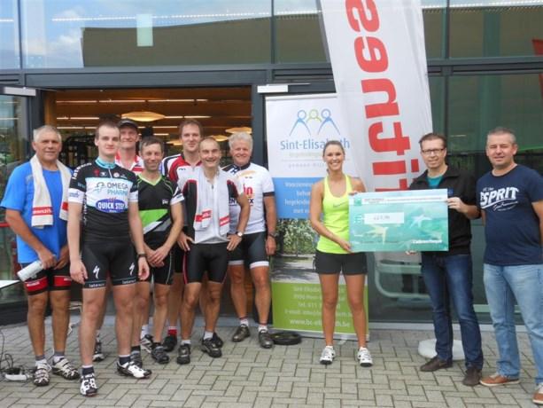 I-Fitness spint voor Begeleidingscentrum Sint-Elisabeth