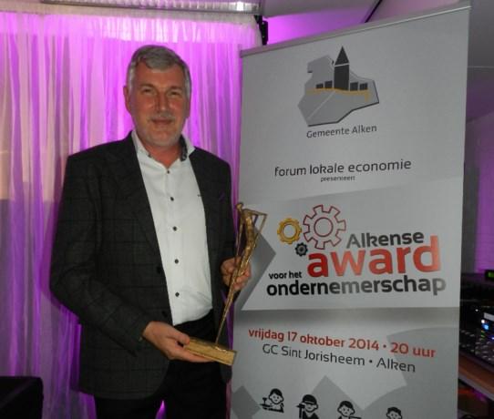 Bouwbedrijf Dethier wint Alkense award voor het ondernemerschap