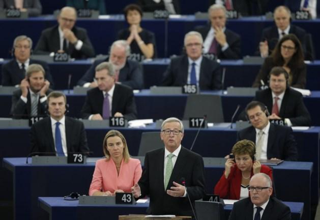 Europees Parlement geeft Commissie van Juncker de zegen