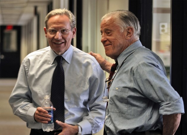 Hoofdredacteur Washington Post tijdens Watergate-schandaal overleden