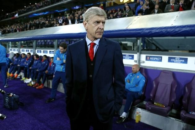 Wenger: 'Veel respect voor Belgisch voetbal'