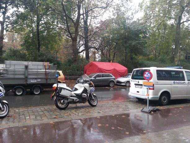 Voorlopig geen teken van kwaad opzet bij lijk Antwerps Stadspark