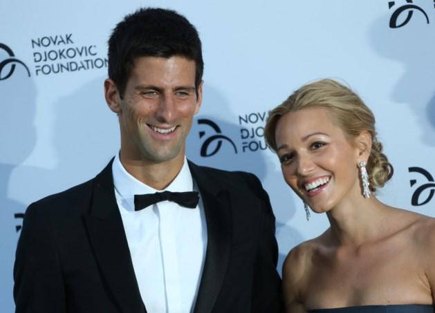 Novak Djokovic is papa geworden