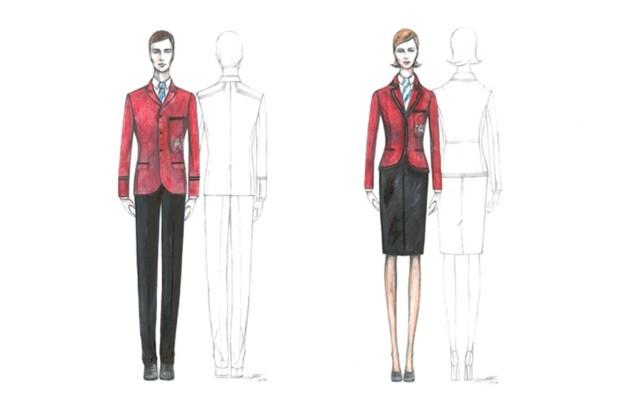 Personeel Antwerps stadhuis krijgt nieuw uniform