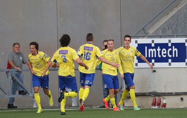 STVV herspeelt wedstrijd tegen Tubeke