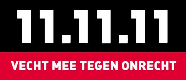 Vrijwilligers voor 11.11.11-inzameling gezocht