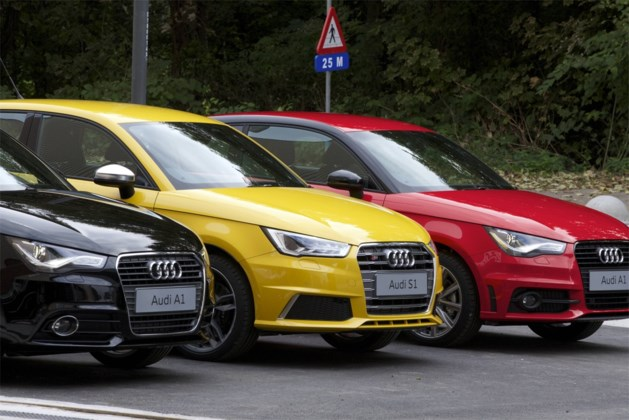 Audi roept meer dan 16.000 wagens terug in België