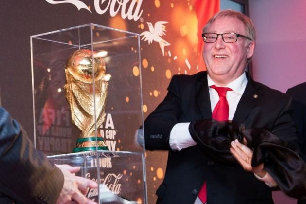 Belgische Voetbalbond: 'always Coca-Cola'