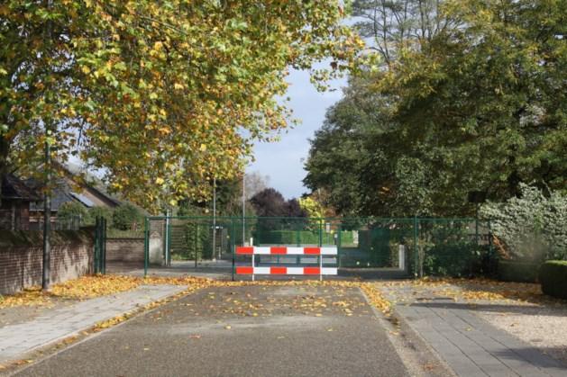 Veilige oversteek naar speelplein Leemakkerstraat