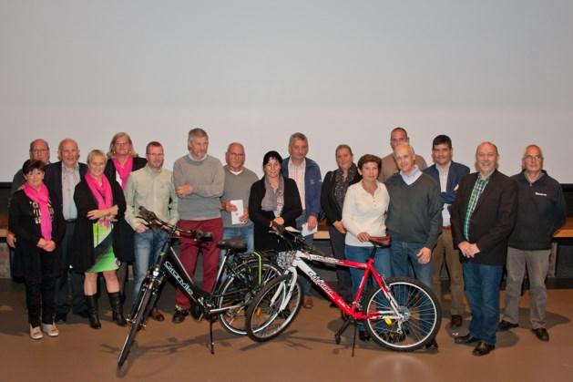 140 prijzen voor deelnemers fietszoektocht