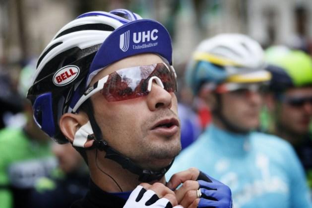 Martijn Maaskant (31) hangt fiets aan de haak