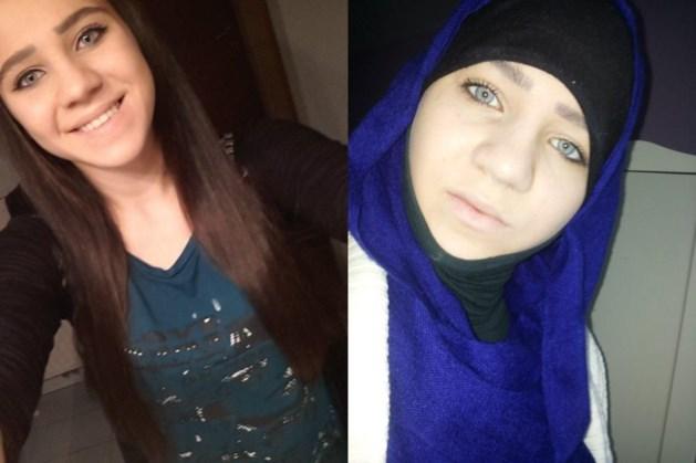 """'Postergirl IS' (15): """"Ik ben niet zwanger, hier ben ik vrij"""""""