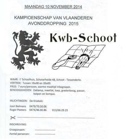 Vlaams kampioenschap dropping