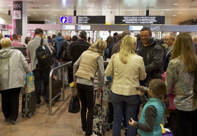 Stakingsdreiging bij Brussels Airport tijdelijk van de baan