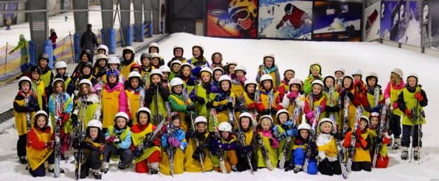 Supercool skikamp in Peer