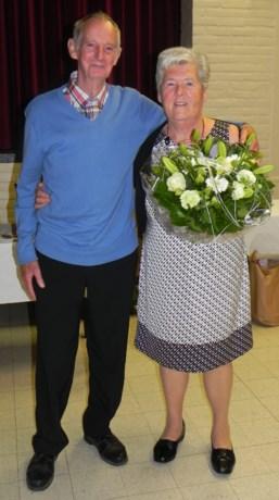 Toneelkring De Noordhoek viert 50-jarig jubileum van Frans Vandenberk en Mina Lemmens