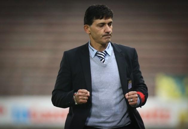 Standard had contact met Mazzu (Charleroi) in zoektocht naar trainer