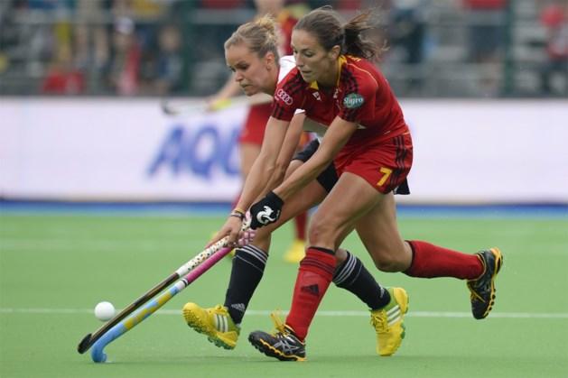 Belgische hockeyvrouwen verliezen weer van Duitsland