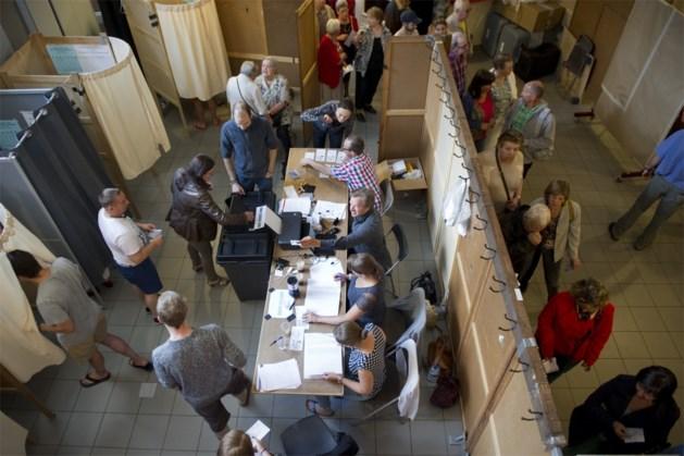 Afwezige bijzitters bij verkiezingen riskeren boete van 600 euro