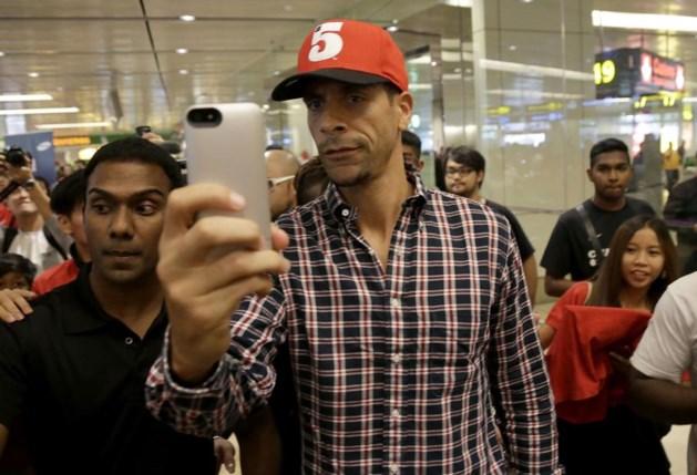 Rio Ferdinand geschorst wegens...tweet