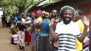 Namibië naar de stembus