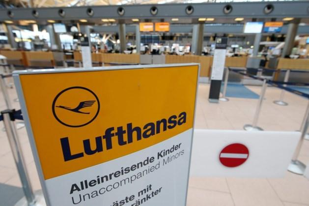 Ook donderdag staking van Lufthansa-piloten