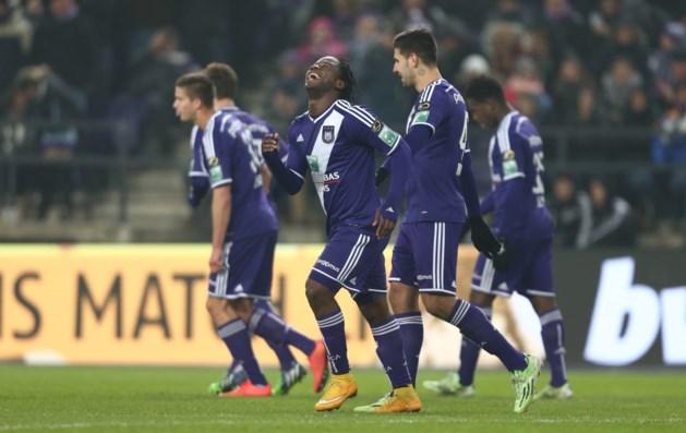 Anderlecht kent geen moeite met Racing Mechelen