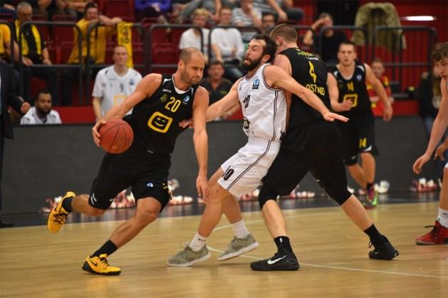 Oostende wint zuinig in Eurocup