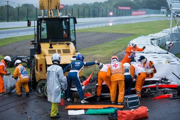 FIA: 'Bianchi vertraagde niet genoeg bij crash'