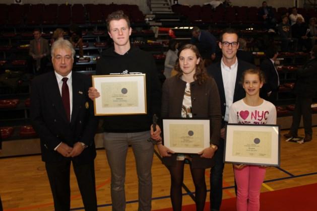 Ambassador Award 2014 voor Jannes Vranken