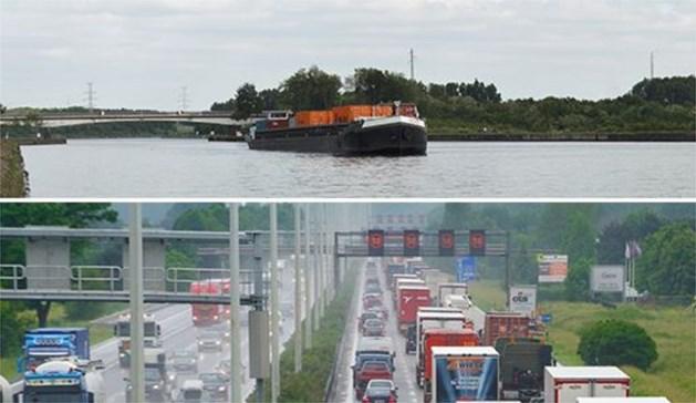 Logistieke projecten moeten files op E313 met 660 km verminderen