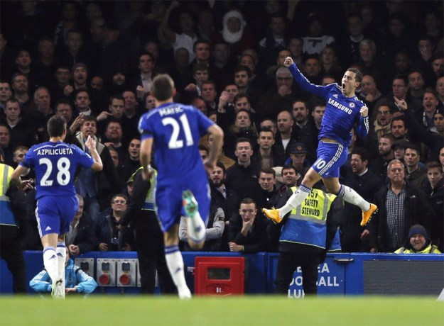 PREMIER LEAGUE. Chelsea pakt ook in Londense derby volle buit
