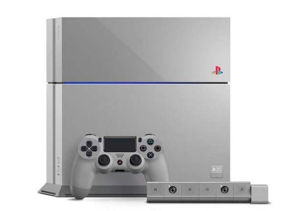 Playstation viert twintigste verjaardag met retro PS4