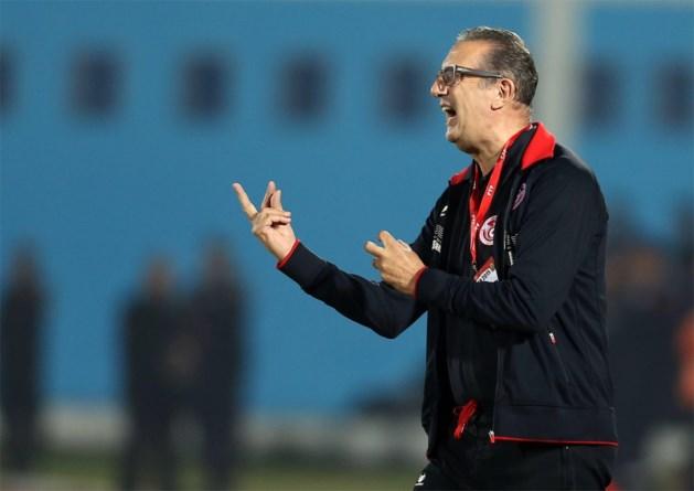 Leekens en Tunesië kennen tegenstanders op Africa Cup