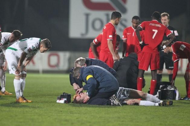 Deferm allicht niet fit voor clash tegen AA Gent