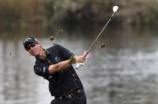 Colsaerts zakt naar zesde plek op Afrasia Golf Masters