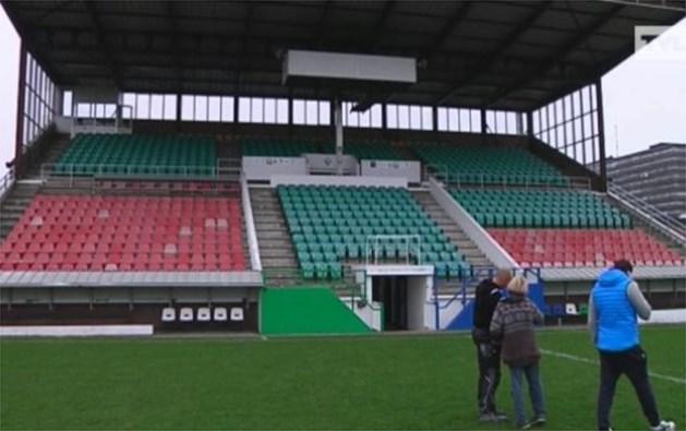 Sporting Hasselt steekt 10.000 euro in stadion om te kunnen spelen