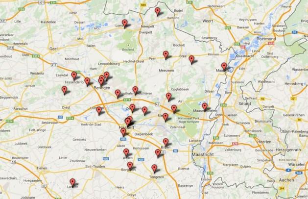 In deze Limburgse zaken werd mogelijk besmet everzwijnvlees geleverd