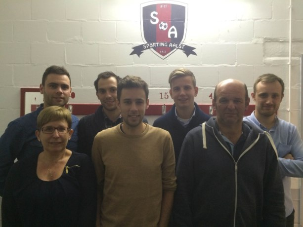Spelers versterken bestuur Sporting Aalst
