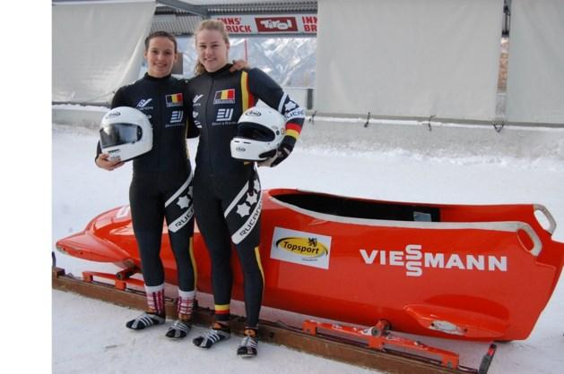Vannieuwenhuyse en Defreyne vijfde in EB bobslee La Plagne