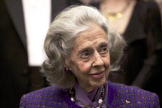 Koningin Fabiola (86) overleden
