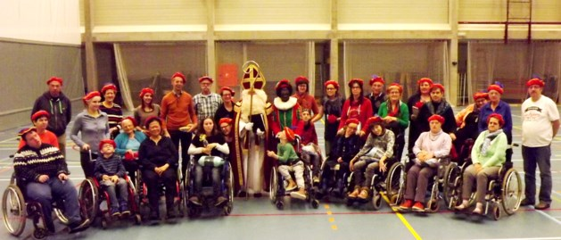 Speciale Sint dance act
