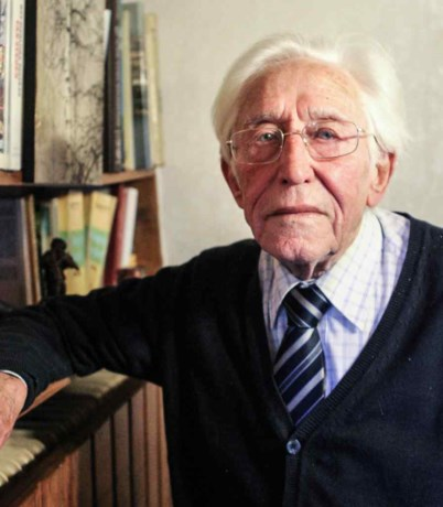 88-jarige Maaseikenaar mag naar Groot Dictee