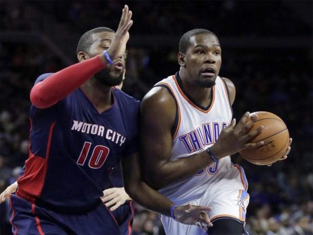 Lakers en Heat verliezen weer, Kevin Durant is helemaal terug