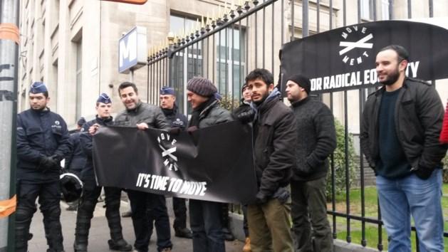 Abou Jahjah protesteert aan kabinet Francken tegen 'racistische' politiek