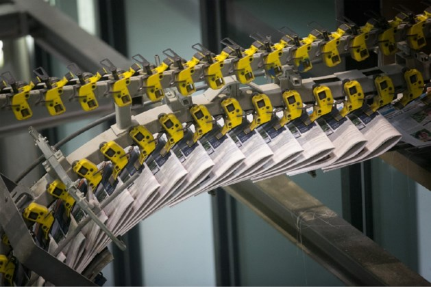 Komende maandag mogelijk geen kranten door staking